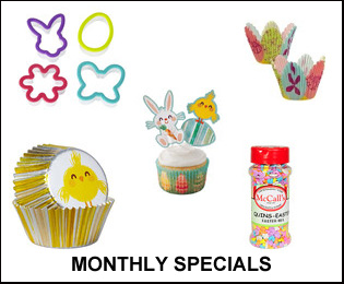 McCall's Easter Specials