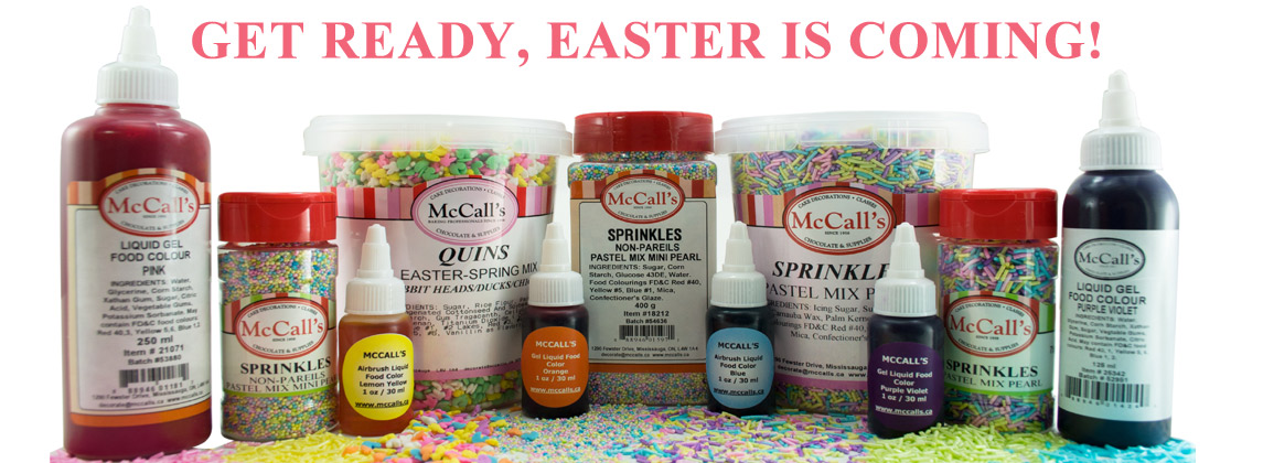 LET MCCALL'S HELP YOU FILL EASTER BASKET!
