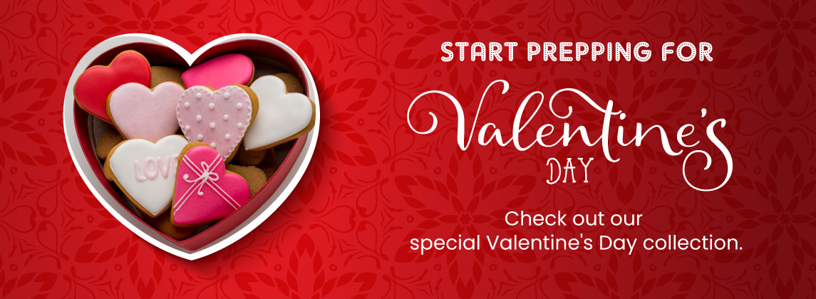 Check out our special Valentine's Day collection!