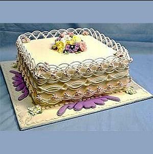 INTERMEDIATE CAKE DECORATING