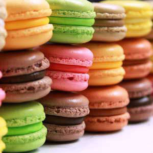 Learn to bake French macarons