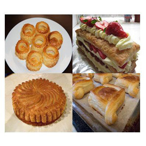 Puff Pastry Two Class