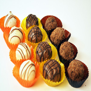 MCCALLS CLASS - TRADITIONAL TRUFFLES